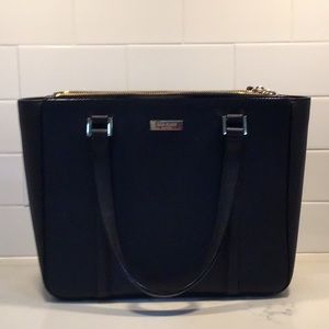 Kate spade double zip handbag